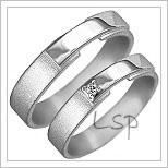 Snubní prsteny LSP 1872