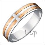 Snubní prsteny LSP 1878