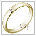 Snubní prsteny LSP 1885