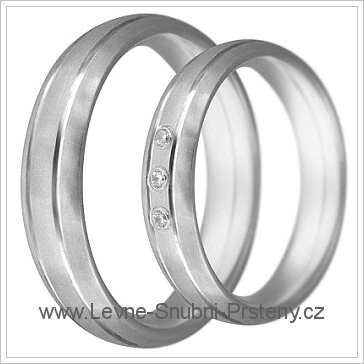 Snubní prsteny LSP 1893
