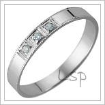 Snubní prsteny LSP 1902