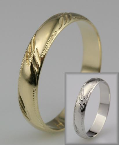 Snubní prsteny LSP 1952