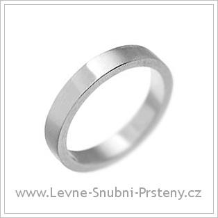 Snubní prsteny LSP 1955