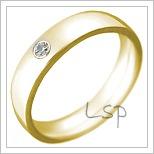 Snubní prsteny LSP 1966