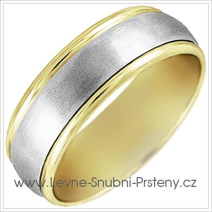 Snubní prsteny LSP 1981 zlato