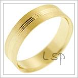 Snubní prsteny LSP 1994