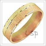 Snubní prsteny LSP 2003