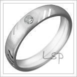 Snubní prsteny LSP 2037