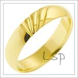 Snubní prsteny LSP 2038