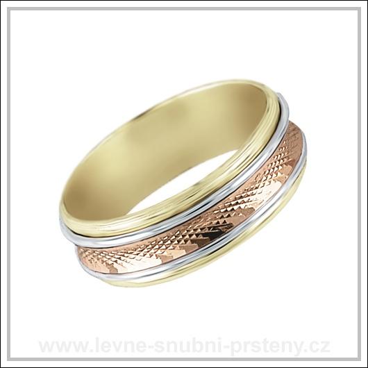 Snubní prsteny LSP 2041