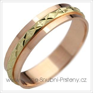Snubní prsteny LSP 2045