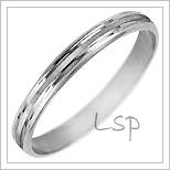 Snubní prsteny LSP 2049