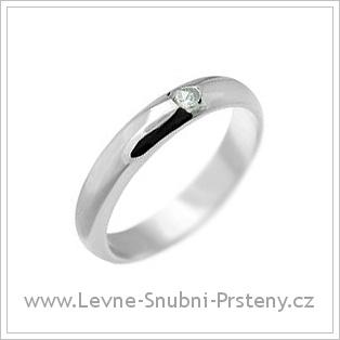 Snubní prsteny LSP 2055