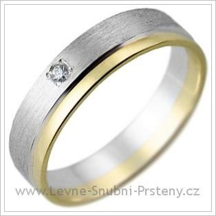 Snubní prsteny LSP 2056