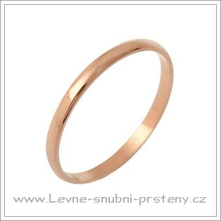 Snubní prsteny LSP 2061