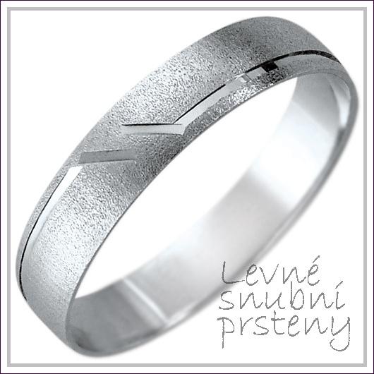 Snubní prsteny LSP 2063