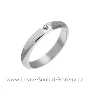 Snubní prsteny LSP 2071