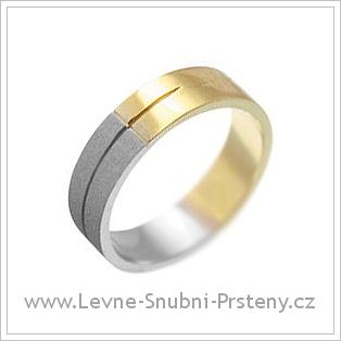 Snubní prsteny LSP 2087
