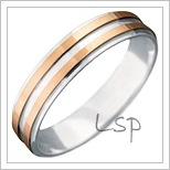 Snubní prsteny LSP 2091