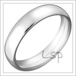 Snubní prsteny LSP 2093