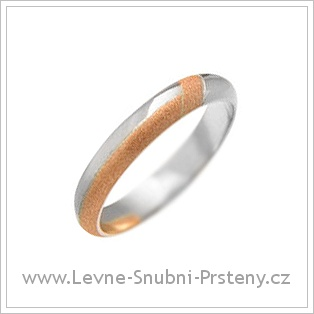 Snubní prsteny LSP 2097