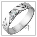 Snubní prsteny LSP 2098