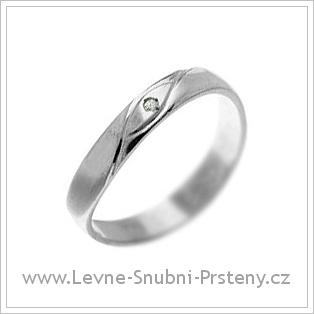 Snubní prsteny LSP 2103