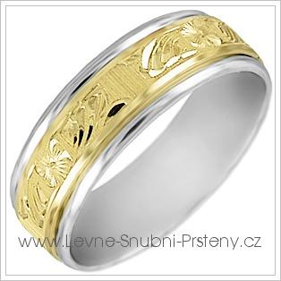 Snubní prsteny LSP 2107