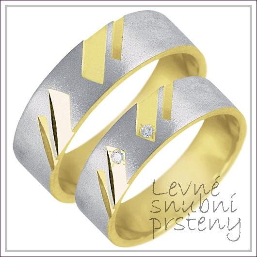 Snubní prsteny LSP 2115