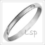 Snubní prsteny LSP 2119