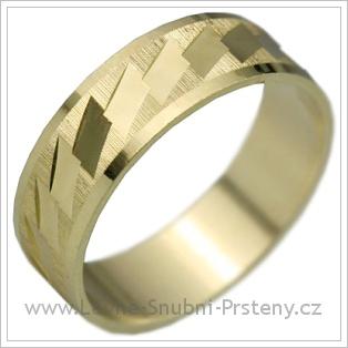 Snubní prsteny LSP 2134