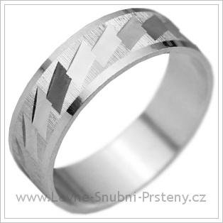 Snubní prsteny LSP 2134b