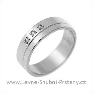 Snubní prsteny LSP 2138