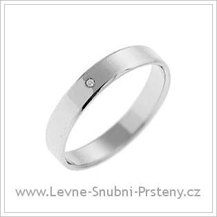 Snubní prsteny LSP 2144
