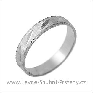 Snubní prsteny LSP 2165