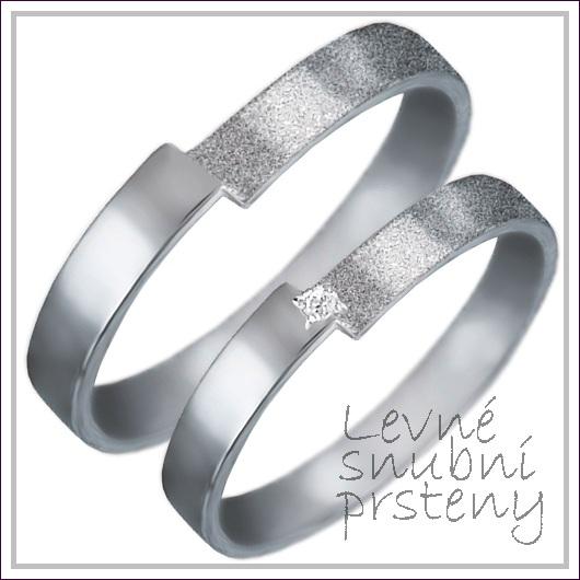 Snubní prsteny LSP 2167