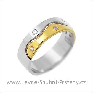 Snubní prsteny LSP 2176