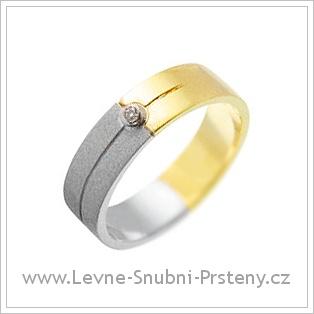 Snubní prsteny LSP 2181