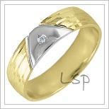 Snubní prsteny LSP 2190