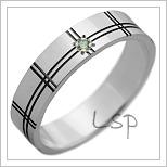 Snubní prsteny LSP 2194