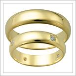 Snubní prsteny LSP 2197