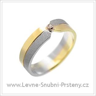 Snubní prsteny LSP 2202