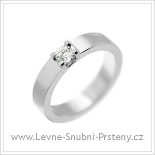 Snubní prsteny LSP 2214