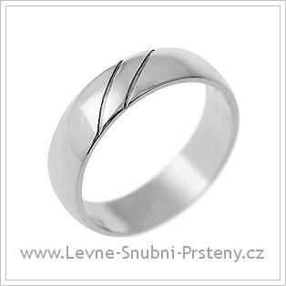 Snubní prsteny LSP 2217