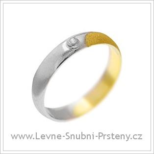 Snubní prsteny LSP 2229