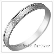 Snubní prsteny LSP 2233