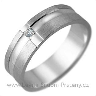 Snubní prsteny LSP 2240
