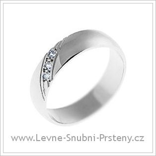 Snubní prsteny LSP 2245