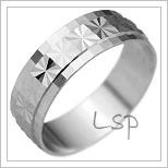 Snubní prsteny LSP 2248b