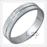 Snubní prsteny LSP 2253